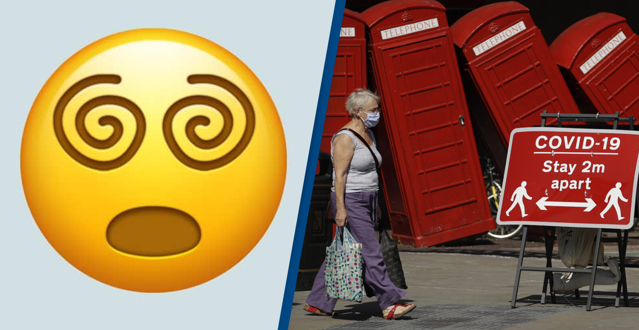 'Face With Spiral Eyes' Emoji The Perfect Way To Express Your 2020 Feelings