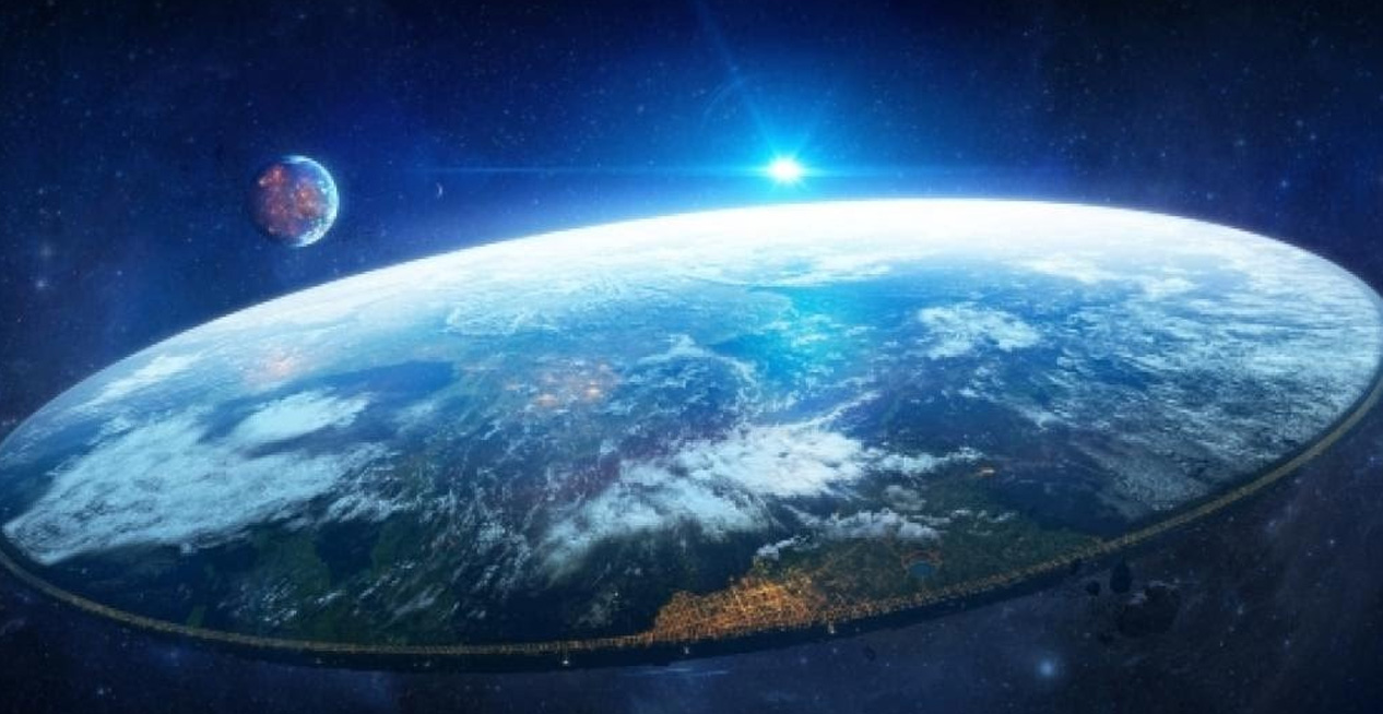 Flat-Earthers Stuck In Quarantine After Trying To Sail To 'End Of The World'