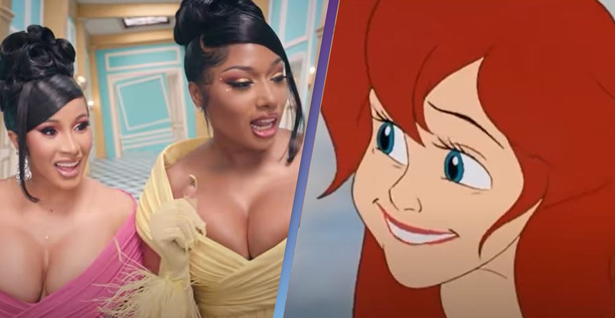 This Disney Parody Of WAP Will Ruin Your Childhood Forever