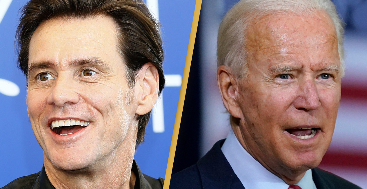 jim carrey to play joe biden in SNL 1