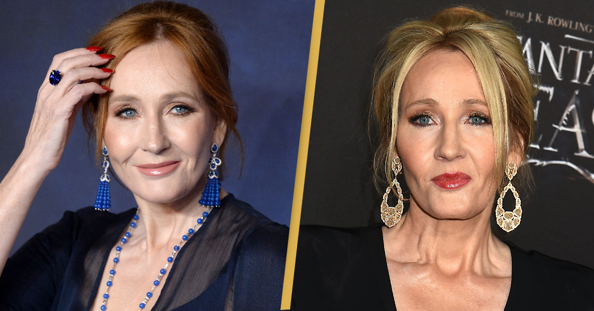 JK Rowling Denies Claims Her Male Pseudonym Is Connected To Gay Conversion Therapist