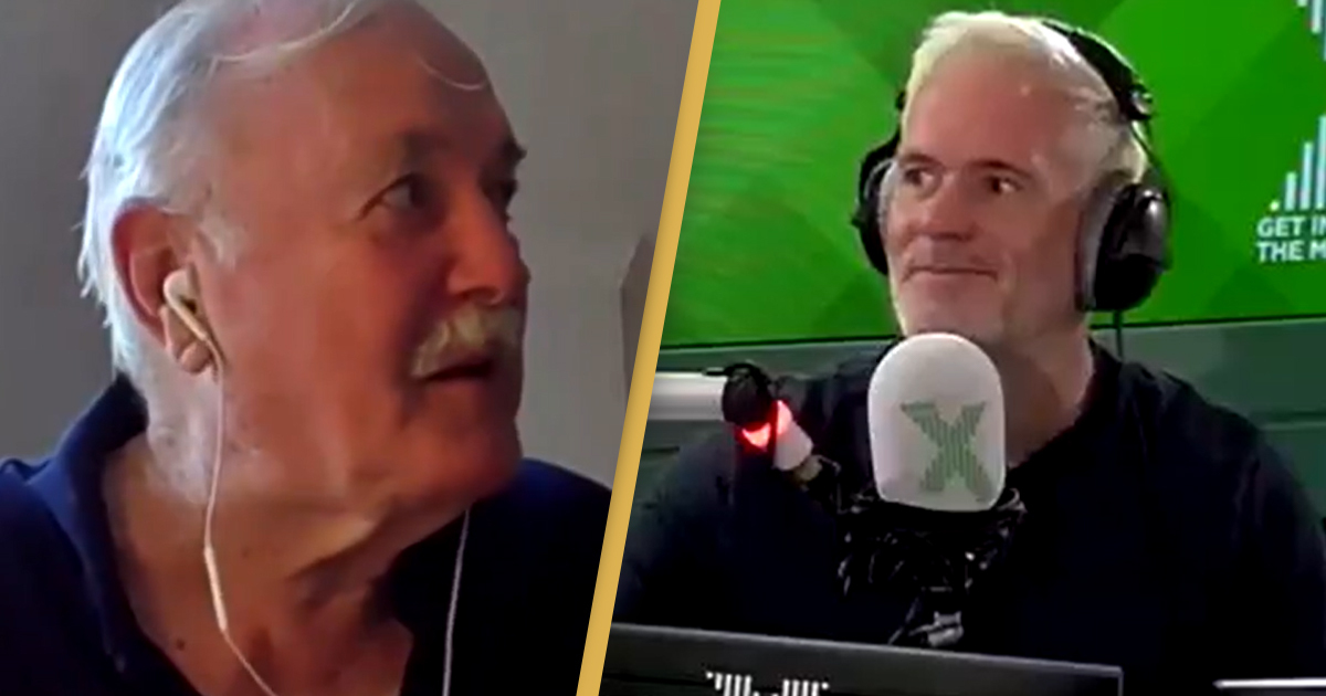 Fawlty Towers Star John Cleese Accidentally Says 'F*ck' Live On Radio X