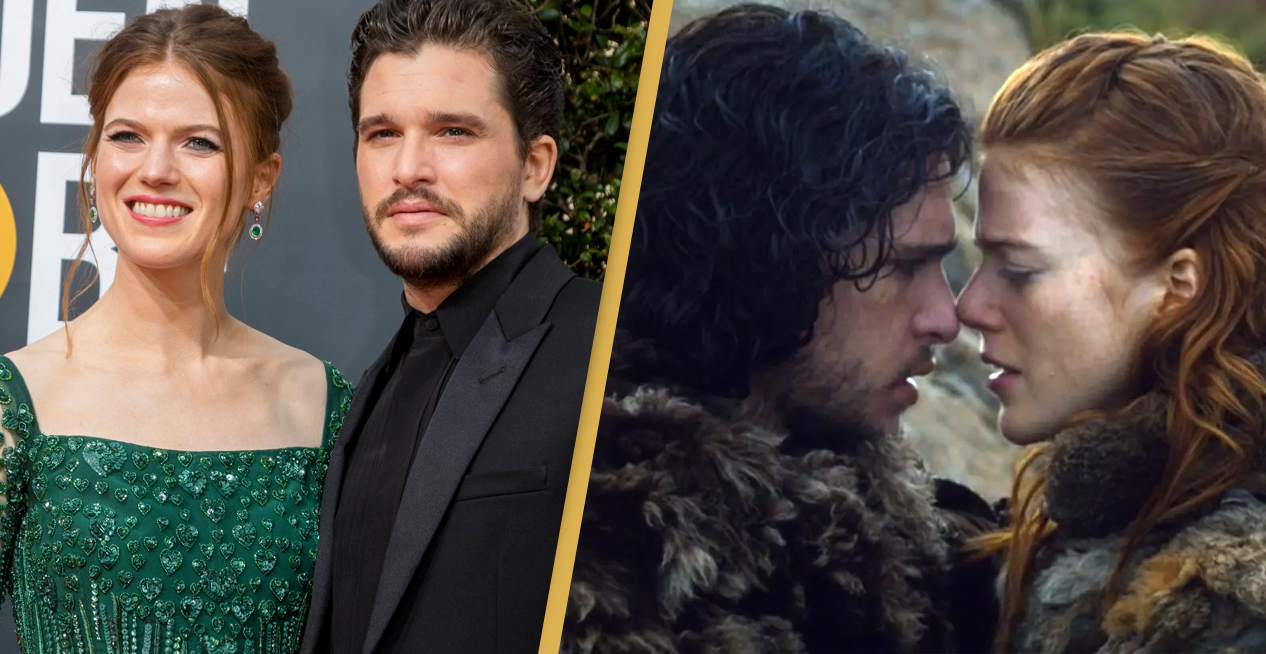 Game Of Thrones Stars Kit Harington and Rose Leslie Expecting Their First Child