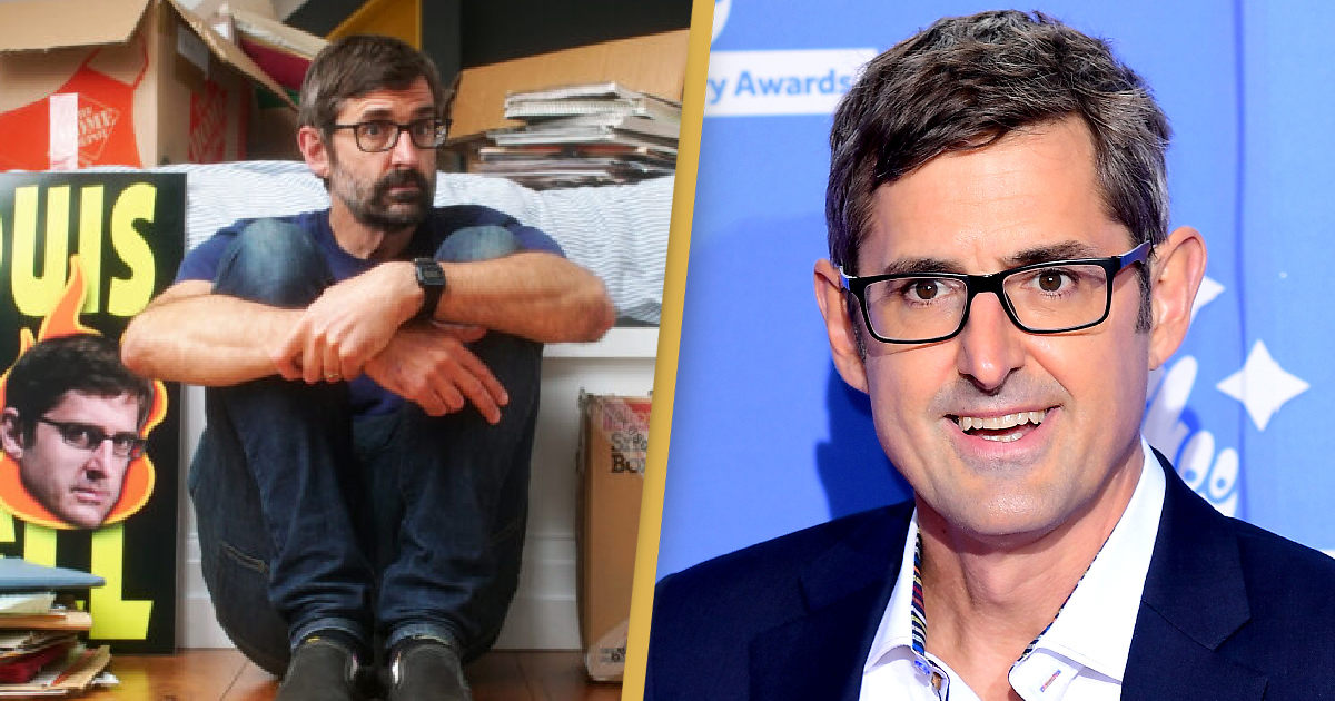 We Spoke To Louis Theroux About His 25-Year Career, New Show And WTF Moments