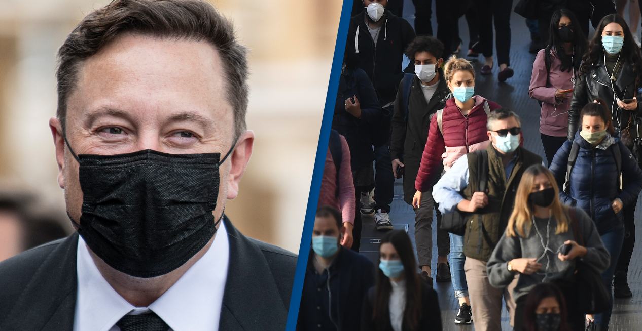 Elon Musk Said There'd Be 'Close To Zero' Coronavirus Cases In US By End Of April
