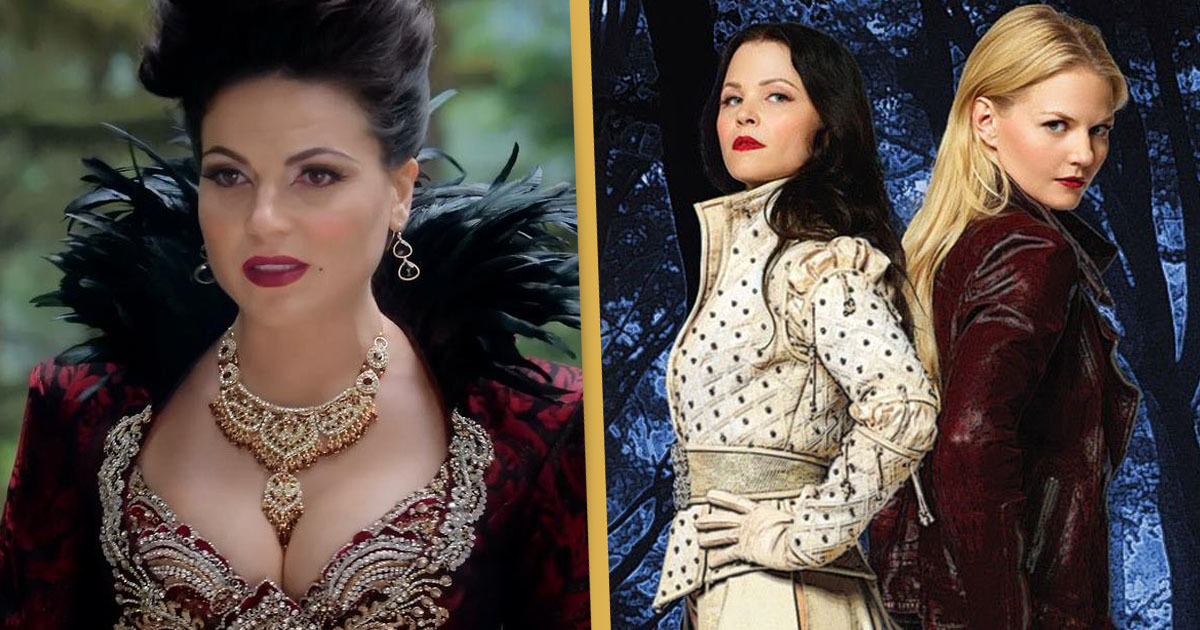 All Seven Seasons Of Once Upon A Time Have Just Dropped On Disney+