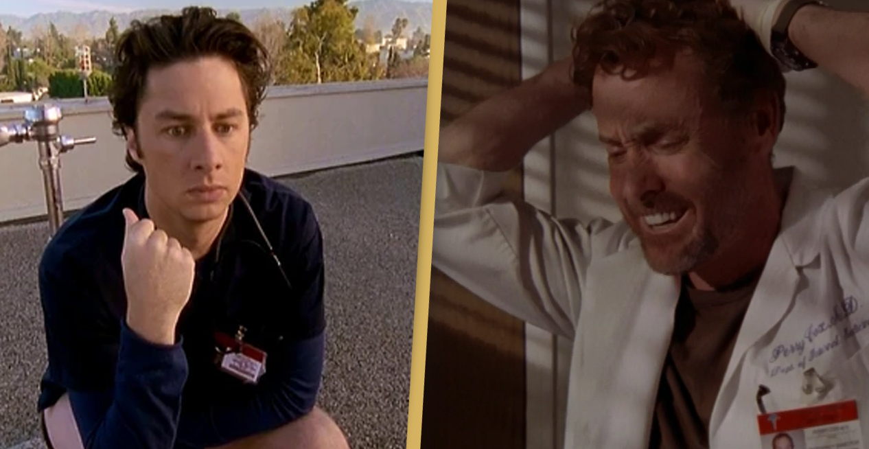 19 Years On, Scrubs Is Still Teaching Us Valuable Life Lessons