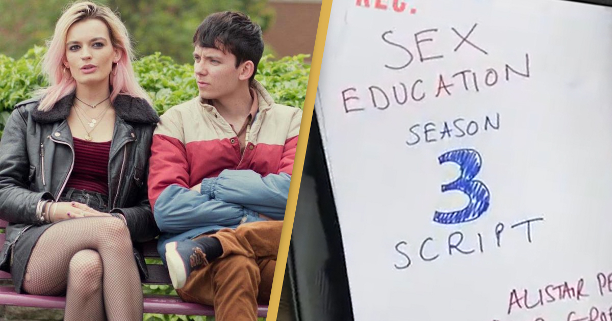 Sex Education Series Three Is Officially In Production