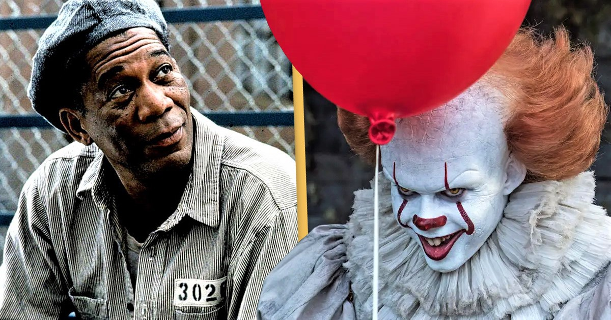 Stephen King's Top 10 Greatest Movies Ranked
