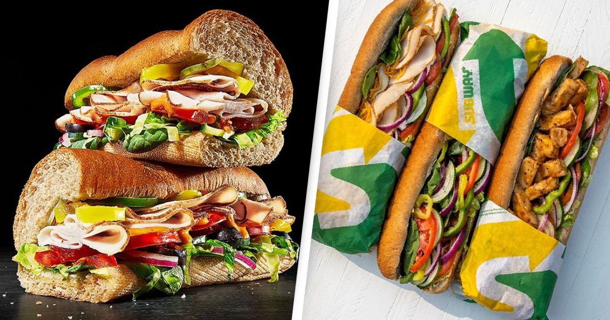 Subway Sandwiches Are Too Sugary To Be Legally Defined As Bread
