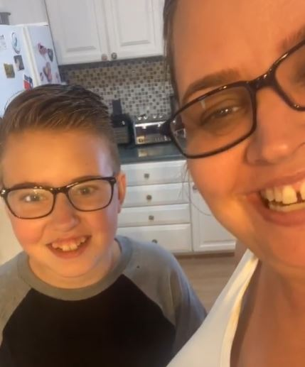 Christian mum's response to son coming out as trans