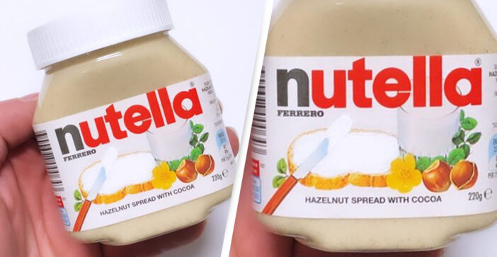 Someone Has Created White Chocolate Nutella And We Need It Now