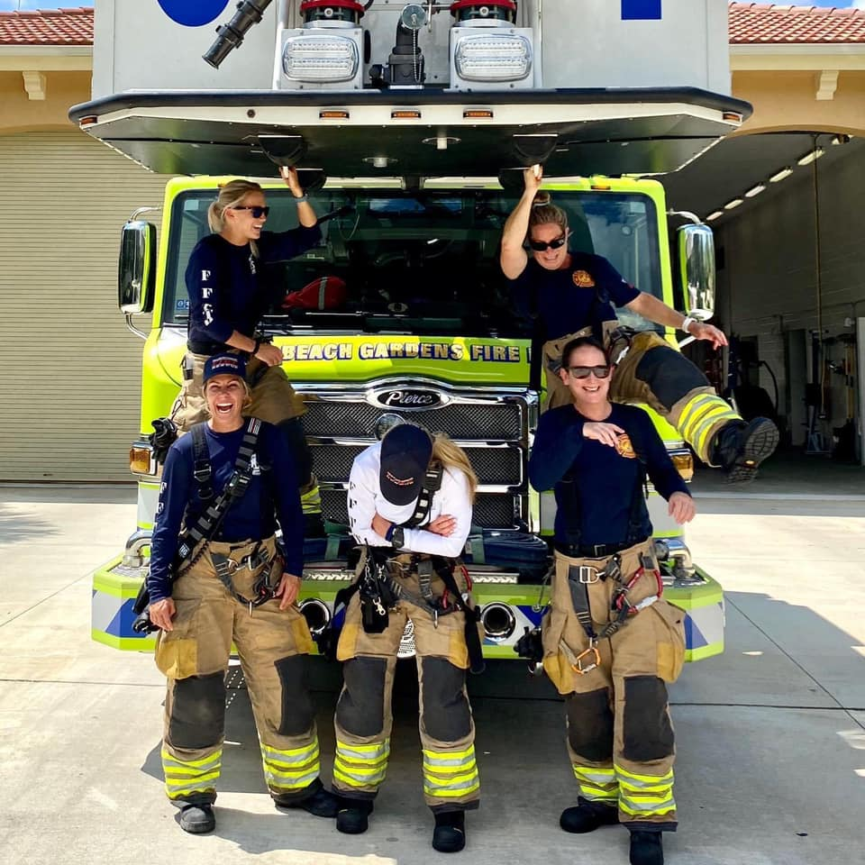 All-Female Firefighters 2