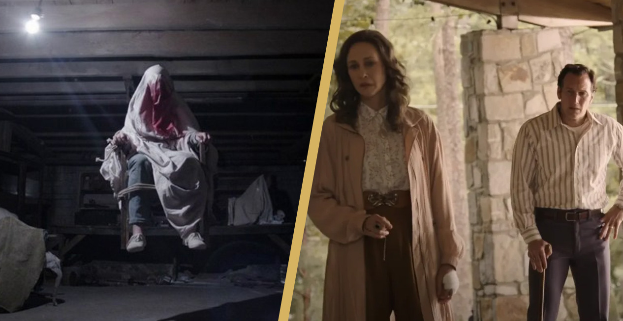 New Featurette Gives First Look At The Conjuring 3