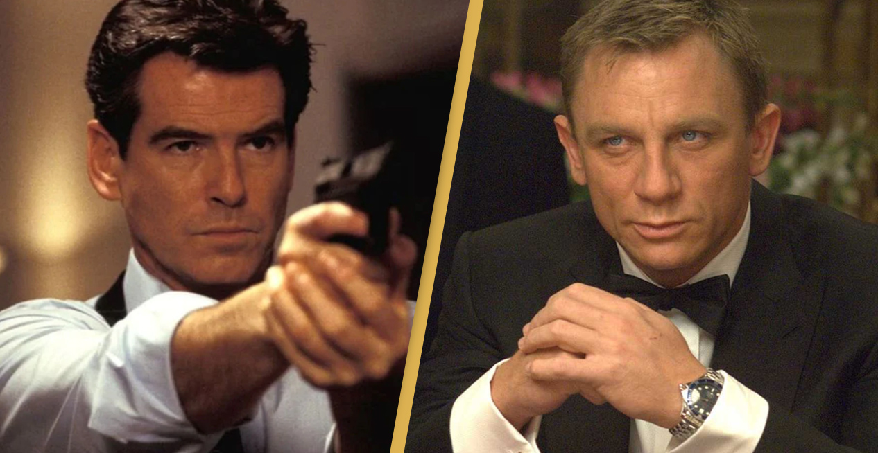 It's James Bond Day, So We Ranked Every 007 Actor