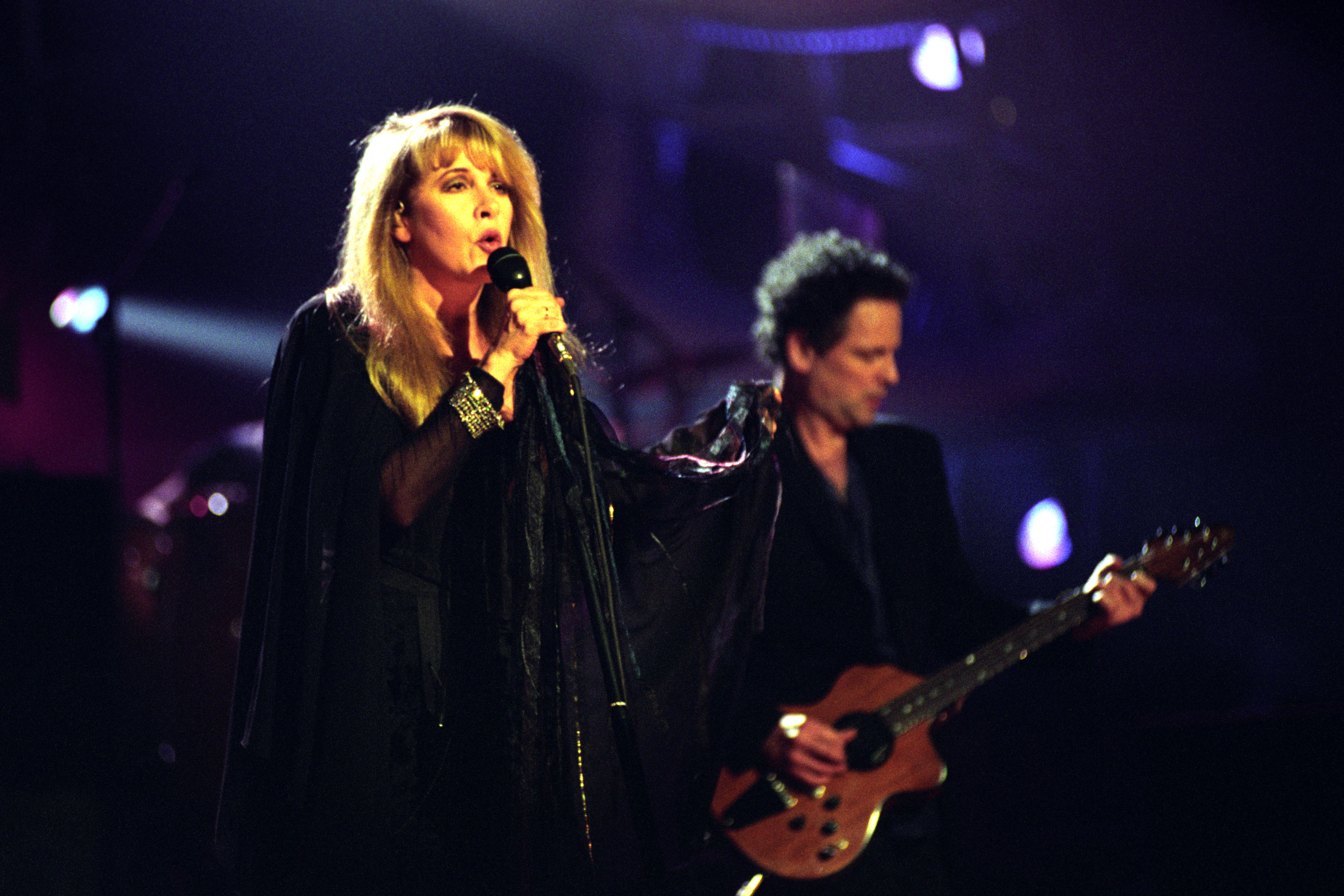 Stevie Nicks Says Fleetwood Mac Wouldn't Exist Without Her Abortion