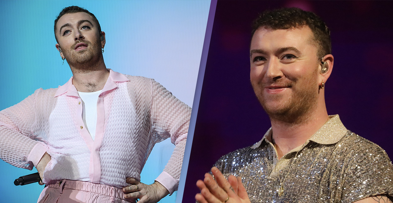 Sam Smith Was Kicked Off Hinge For Looking Too Much Like Sam Smith