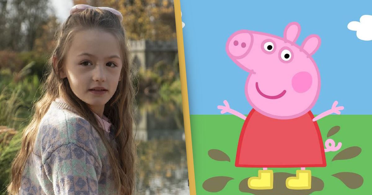 The Haunting Of Bly Manor Fans Can't Believe 'Creepy' Flora Is Played By Peppa Pig