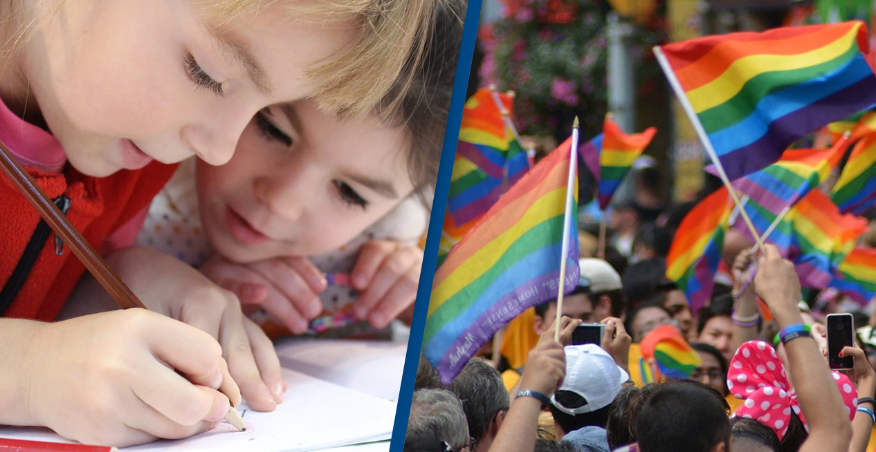 Children Raised By Same-Sex Parents Perform Better At School, Study Finds