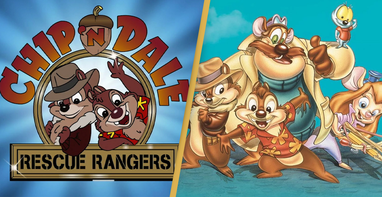 Chip 'N' Dale: Rescue Rangers Live-Action Remake Coming To Disney+