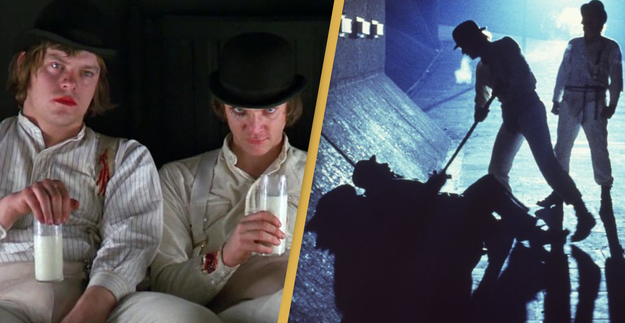 A Clockwork Orange Is Coming To Netflix This Week