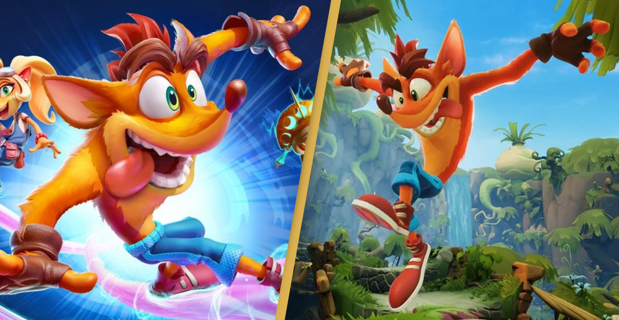 Crash Bandicoot 4 Is Out Now