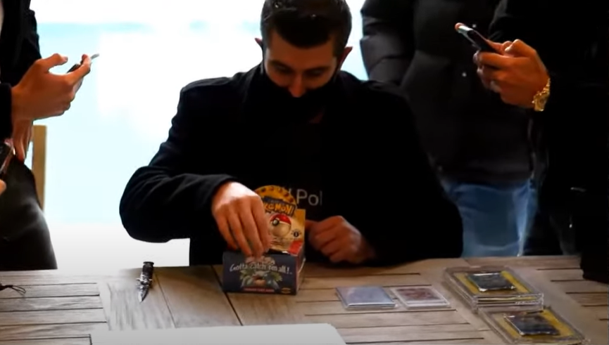 Man Spends $375k On First Edition Pokémon Cards Only To Find Out They're Fakes