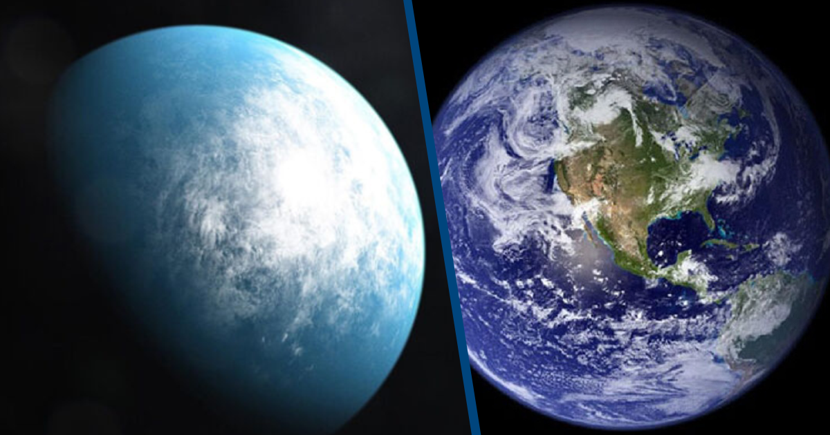 The Most Earth-Like Planet Has Been Discovered