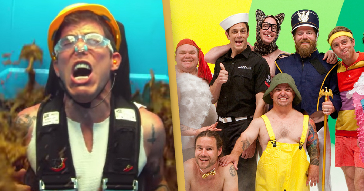 Jackass 3D Hit Cinemas 10 Years Ago Today