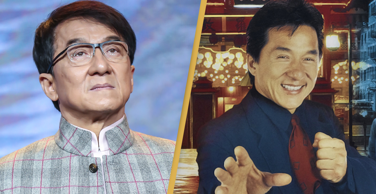 Jackie Chan Won't Make American Action Films Anymore Because He Was Being Offered Same Roles