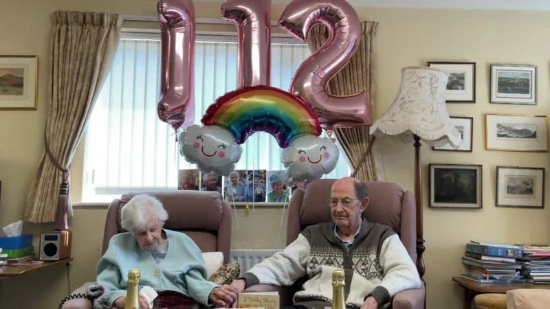 Britain's Oldest Person Dies At Home Aged 112