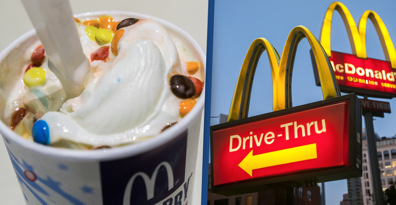 App That Tells You Which McDonald's Ice Cream Machines Is Working Launched