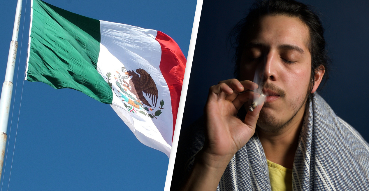 Mexican Senate Will Vote To Federally Legalise Weed In Next Two Weeks