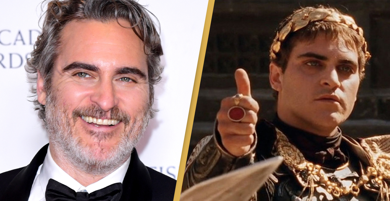 Joaquin Phoenix Reuniting With Gladiator's Ridley Scott For Napoleon Epic