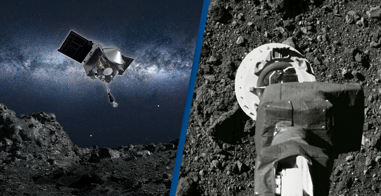 NASA's Historic Asteroid Bennu Sample Is Leaking Into Space