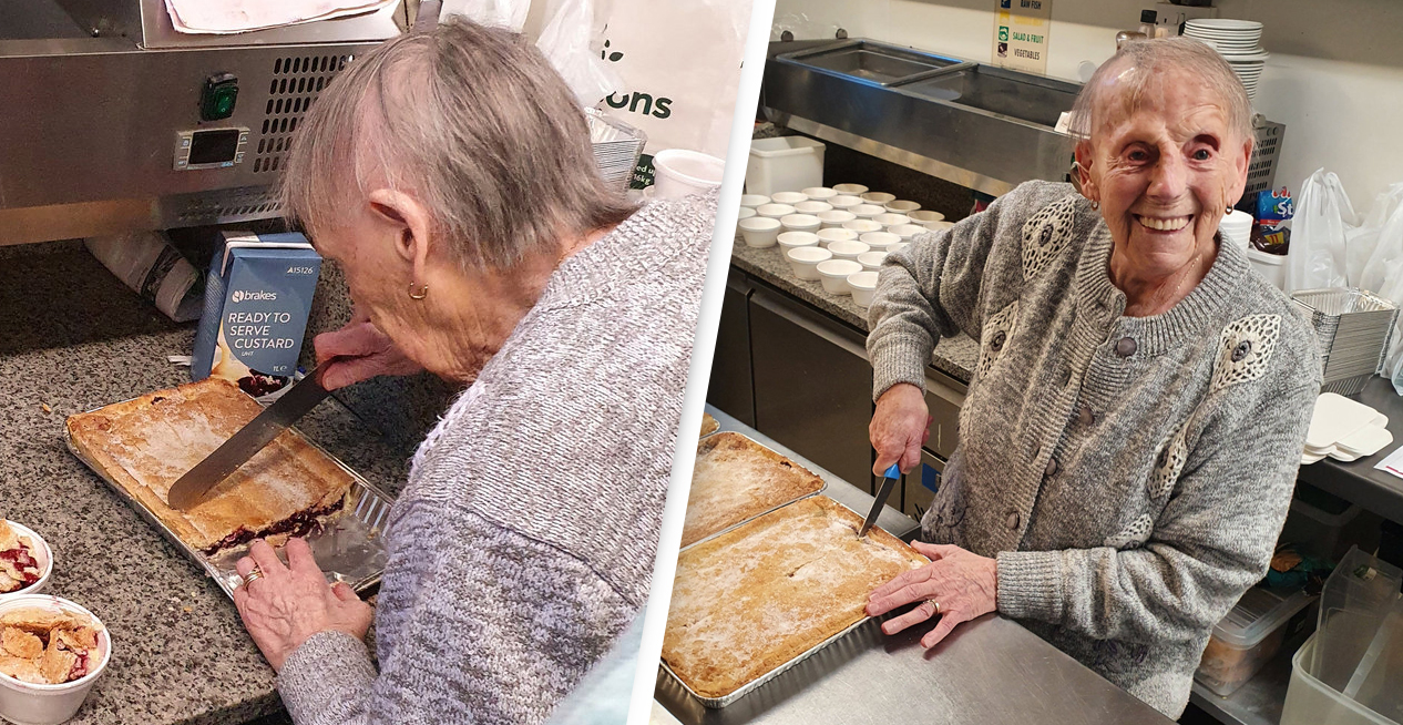 Great-Great Grandma Is Baking Hundreds Of Pies To Feed Hungry Children
