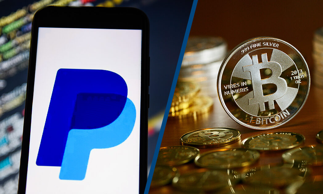 PayPal Now Lets You Shop Using Cryptocurrency
