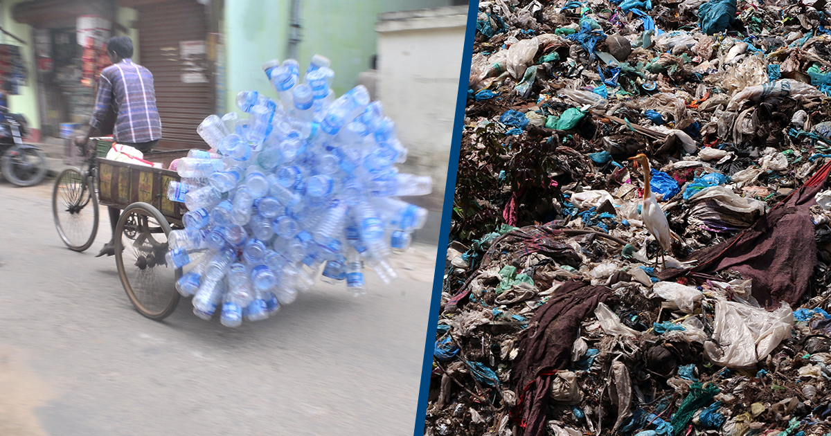Scientists Find New Way To Break Down And Reuse The Most Common Plastic