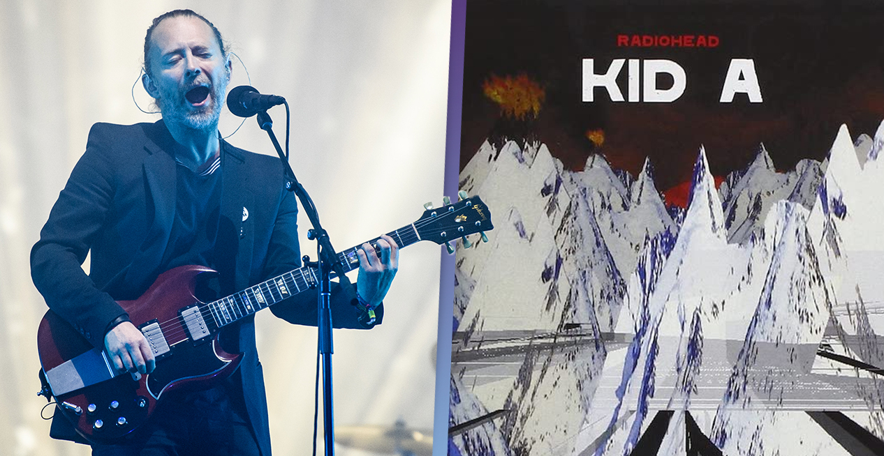 Happy 20th Birthday Kid A, The Radiohead Album That Put Everything In Its Right Place