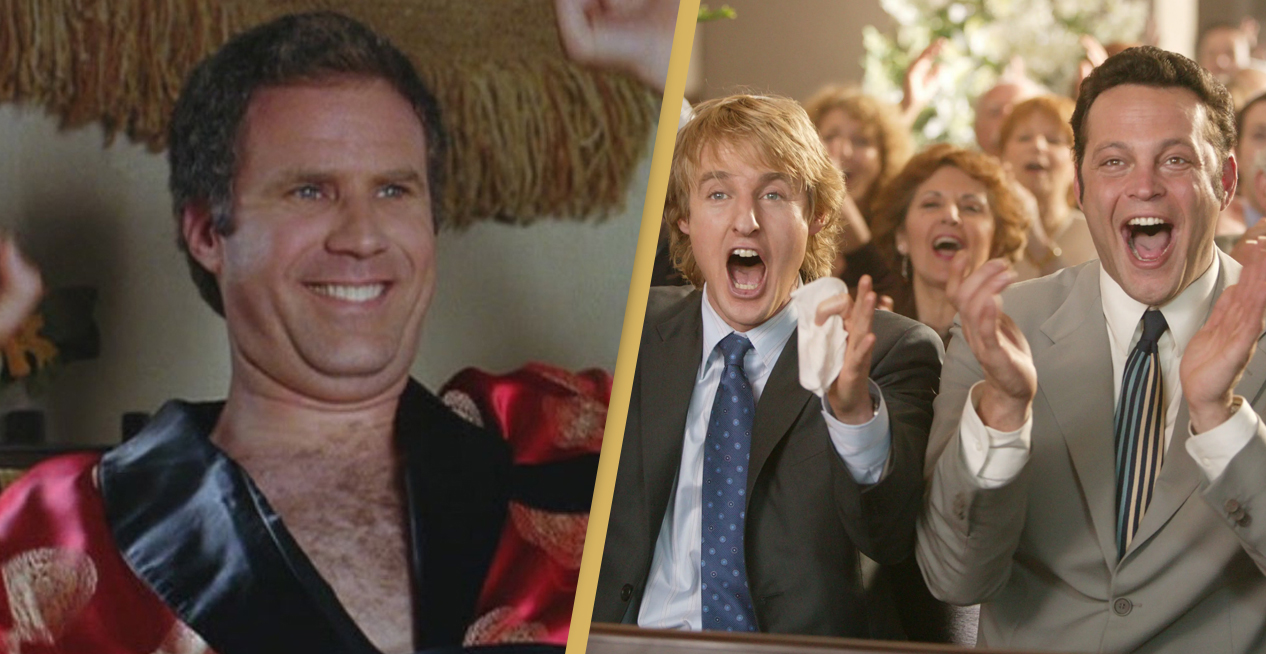 Vince Vaughn Says They Have A Really Good Idea For Wedding Crashers 2