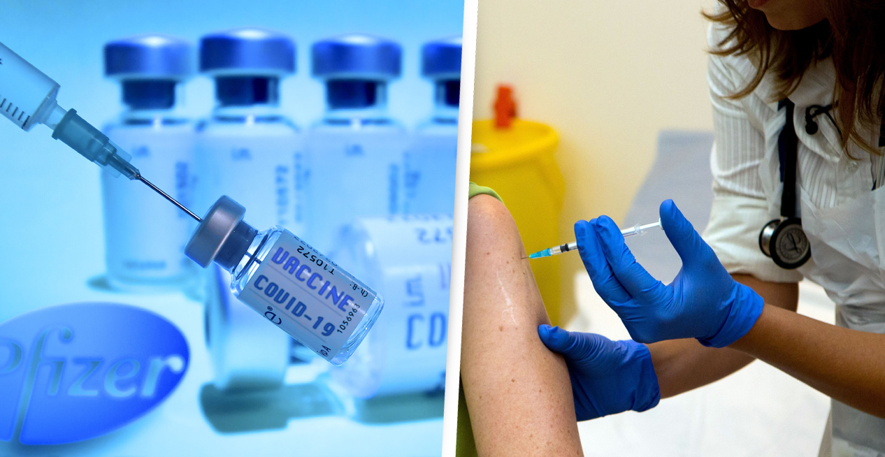 Every Person In England 'Could Be Vaccinated By April', Reports Say