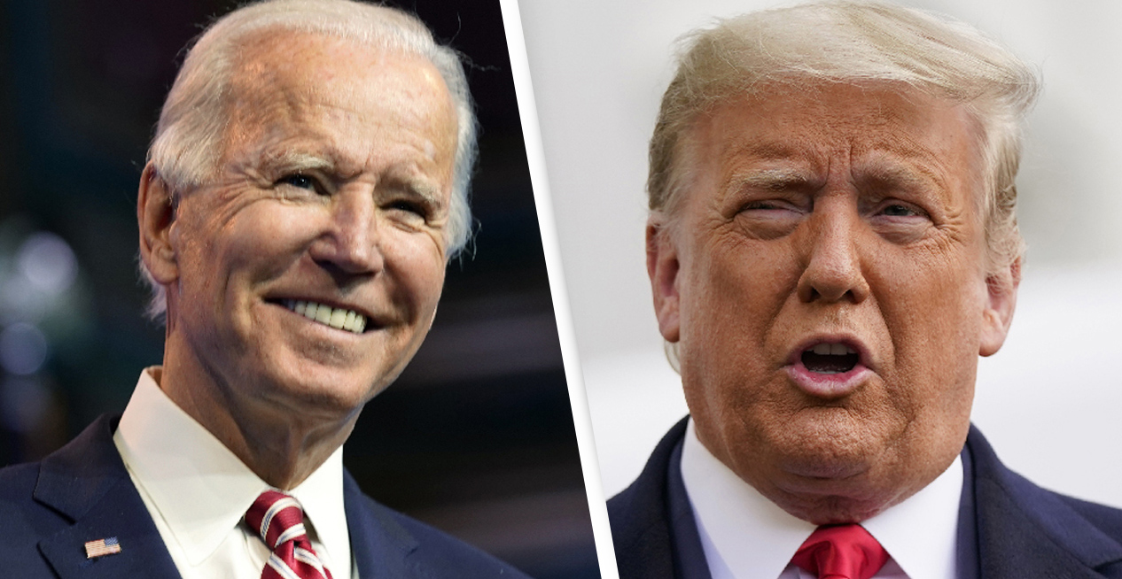 Biden Is Now Leading Trump By More Than 6 Million Popular Votes