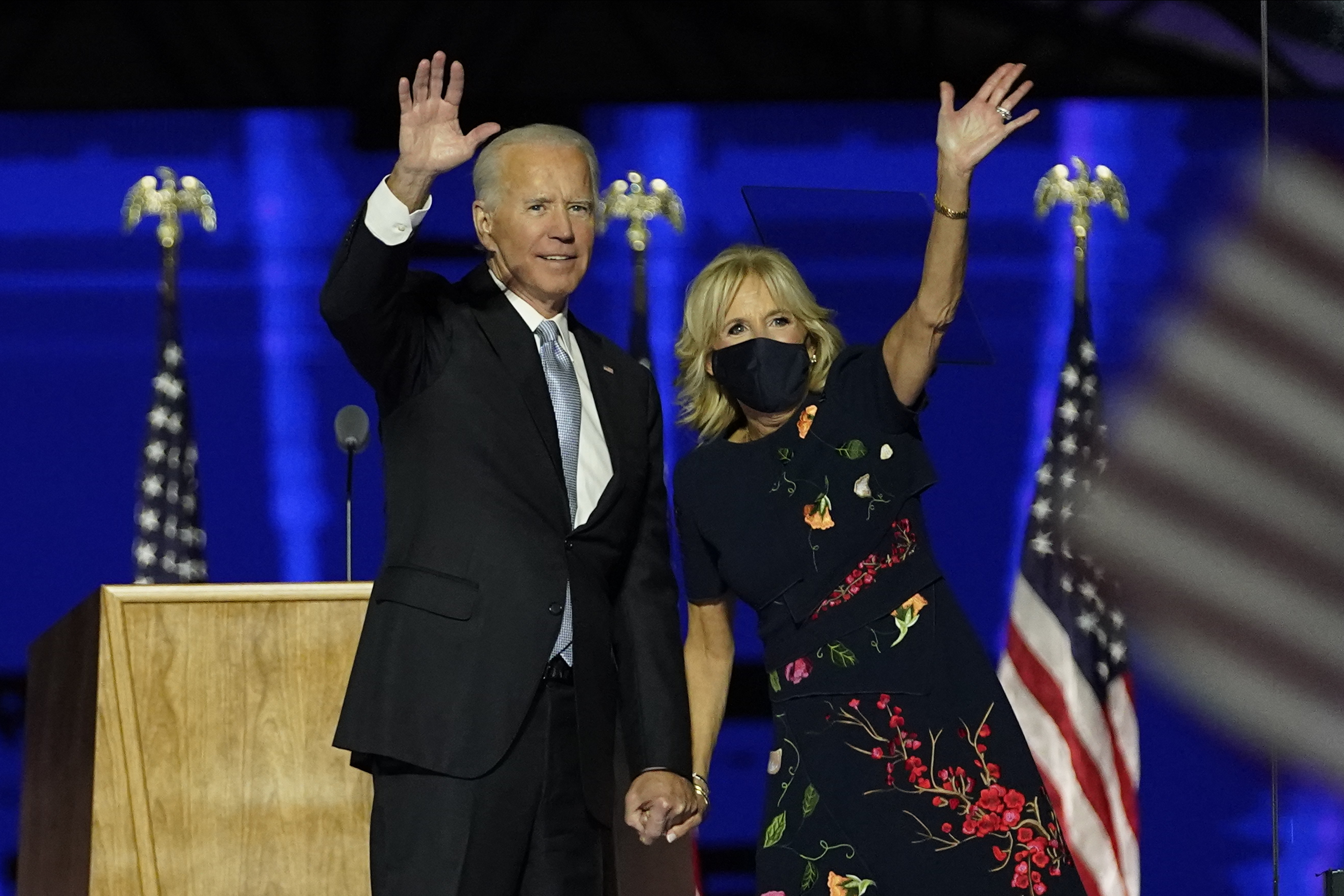 Jill Biden Would Be America's First FLOTUS To Have Full-Time Job