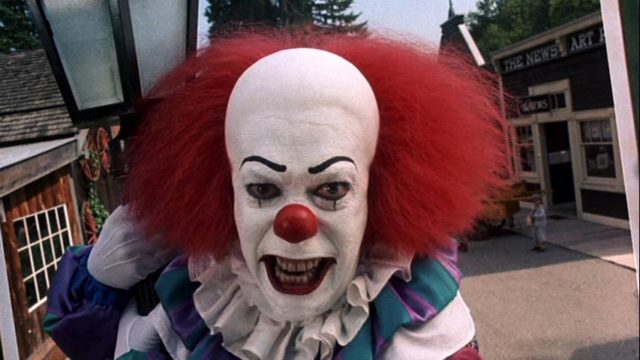 Pennywise 1990 IT
