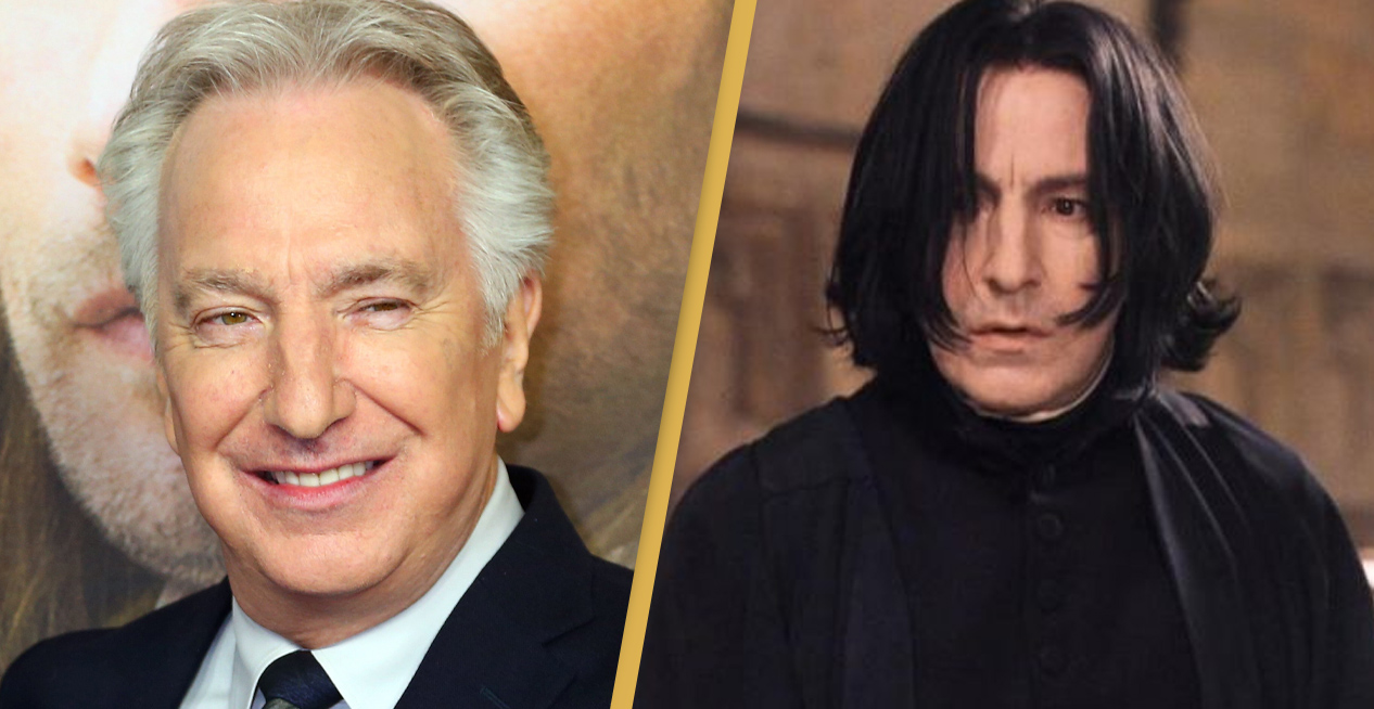 Alan Rickman's Diaries Spanning 25 Years To Be Published