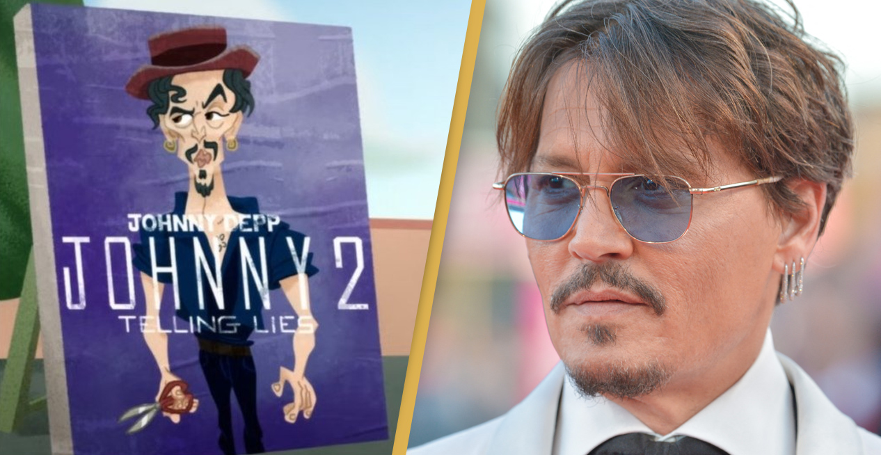 Thousands Call To Boycott Warner Bros. After Animaniacs Trailer Appears To Mock Johnny Depp