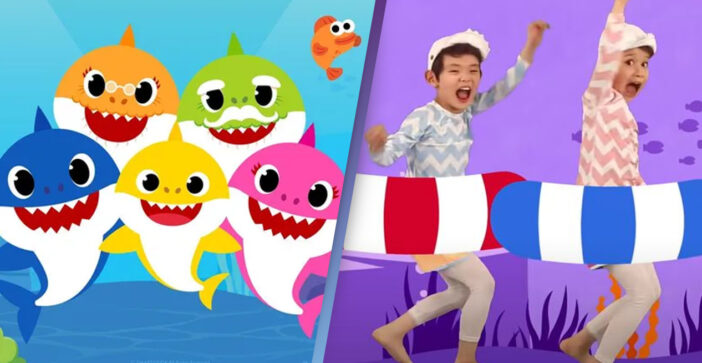 Baby Shark Is Officially The Most-Watched YouTube Video Of All Time