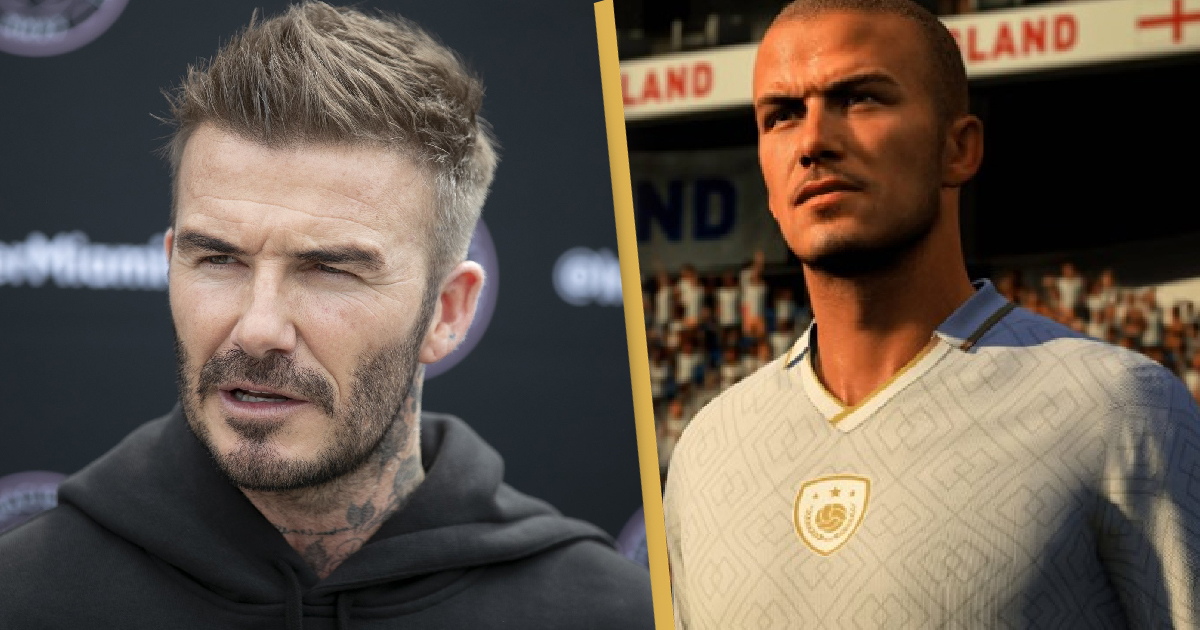 David Beckham Will Earn More From FIFA 21 Than He Did Actually Playing Football