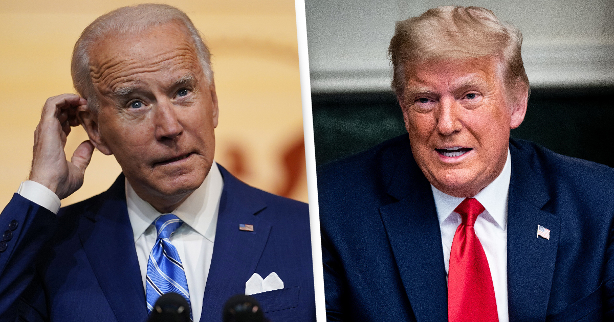 Joe Biden Is Planning Swift Reversal Of Trump's Military Ban For Trans People
