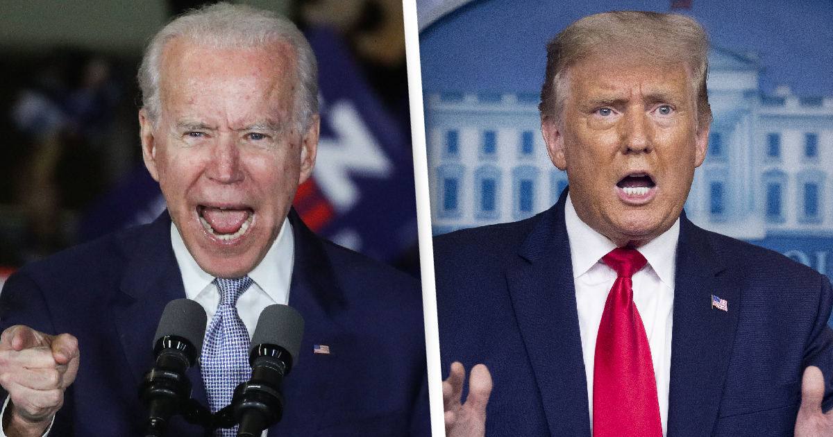 Biden Calls Out Trump As 'One Of The Most Irresponsible Presidents' In History